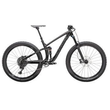 Trek 2020 Fuel EX 8 29 MTB - Matte Dnister/Gloss Trek Black