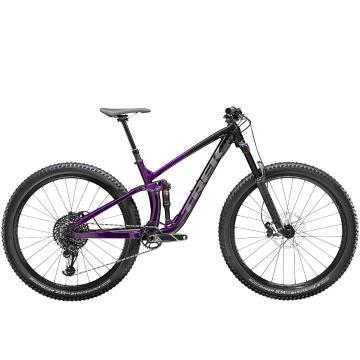 Trek 2020 Fuel EX 8 27.5 MTB - Trek Black/Purple Lotus