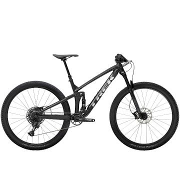 Trek 2021 Top Fuel 8 NX - Satin Trek Black - Satin Trek Black