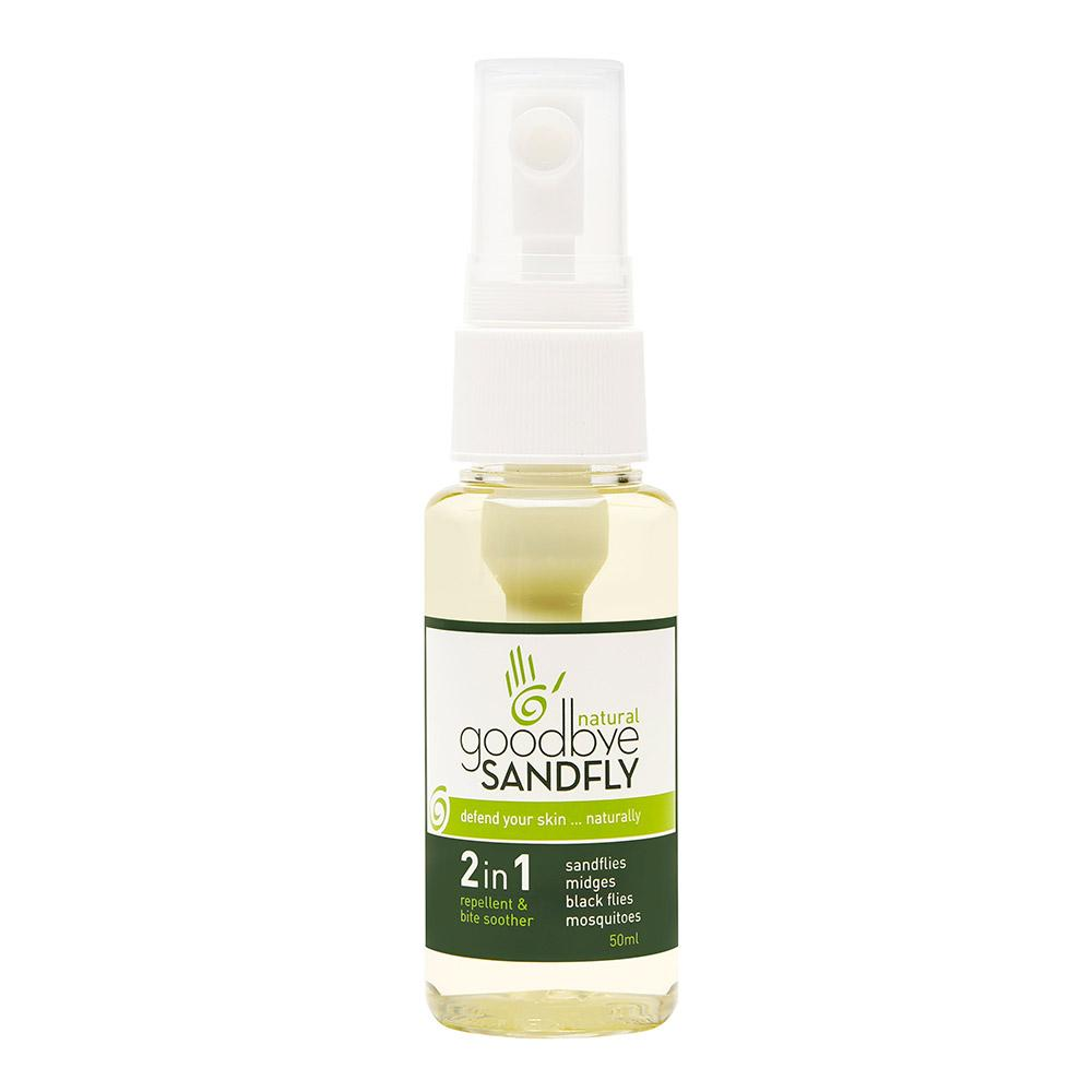 Natural Bug Repellent + Soother - 50ml