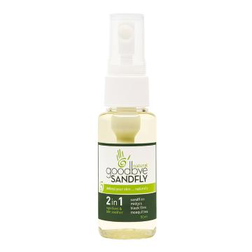 Goodbye Sandfly Natural Bug Repellent + Soother - 50ml
