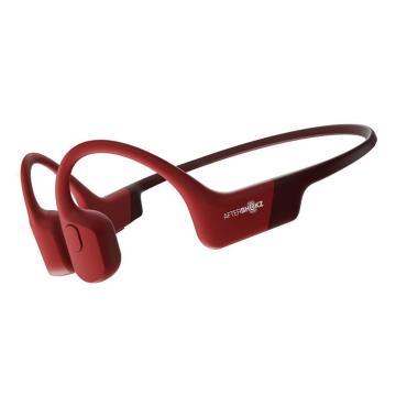 Aftershokz Aeropex Wireless Bluetooth Headphones - Solar Red