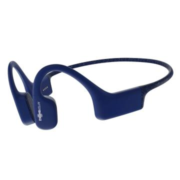 Aftershokz Swim/Run/Cycle Waterproof Xtrainerz Headphones - Sapphire Blue