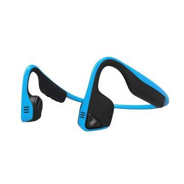 Aftershokz Trekz Titanium Wireless Bone Conduction - Ocean Blue