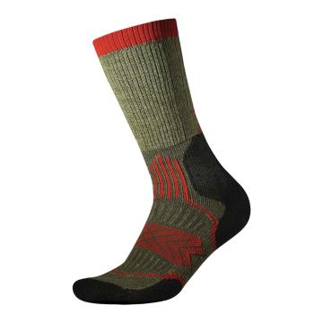 Thorlo Outdoor Fanatic Crew OFXU Socks - Olive Branch