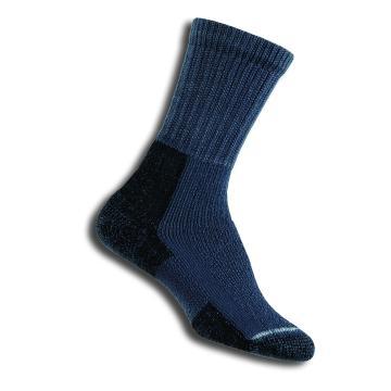 Thorlo Women's Hiking Crew KXW Socks - Slate Blue