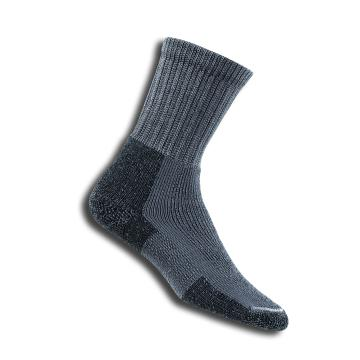 Thorlo Men's Hiking Crew KX Socks - Pewter