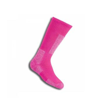 Thorlo Kids Snow Over Calf KS - Pink