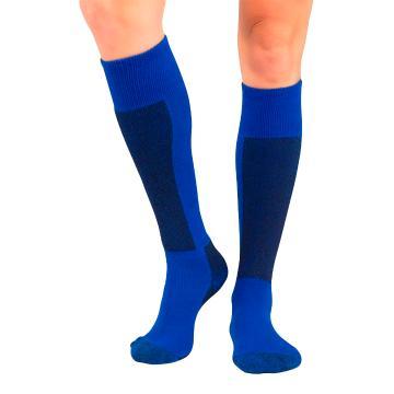 Thorlos SKI Classic Calf Socks - Laser Blue