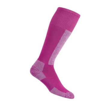 Thorlo Ski Light Weight Over Calf SL - Twilight Rose