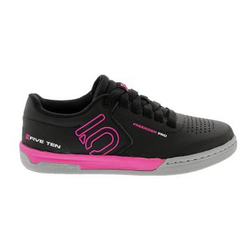 Five Ten Women's Freerider Pro MTB Shoes - Black/Pink