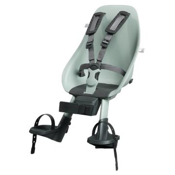 Urban iki Front Child Seat with Compact Adapter - Chigusa Green/Bincho Black