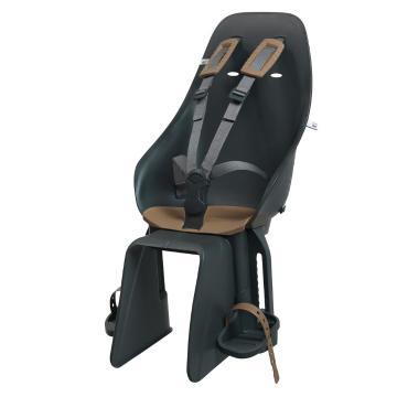 Urban iki Rear Child Seat Carrier Mount -  Bincho Black/Kurumi Brown