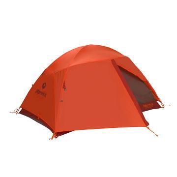 Marmot 2 Person Adventure Tent - Rusted Orange