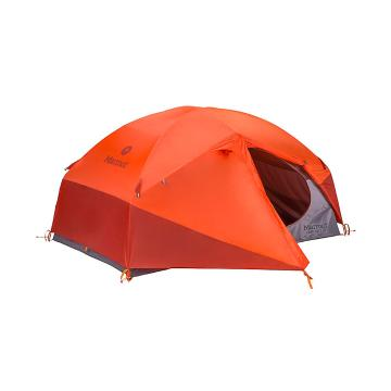 Marmot Limelight 2-Person Tent - Cinder/Rusted Orange