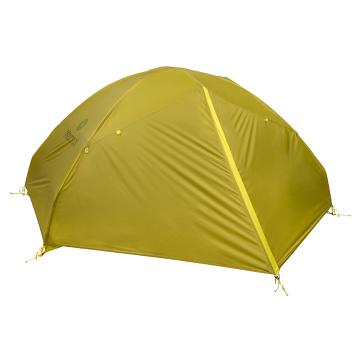 Marmot Tungsten UL 2 Person Tent - Dark Citron/Citronelle