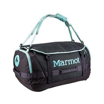 Marmot Long Hauler Duffel Bag - 75L - Dark Charcoal/Blue Tint