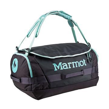 Marmot Long Hauler Duffel Bag - 50L - Dark Charcoal/Blue Tint
