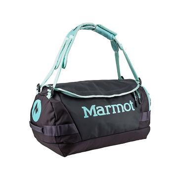 Marmot Long Hauler Duffel Bag - 35L - Dark Charcoal/Blue Tint
