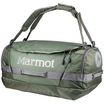 Marmot Long Hauler Duffel Bag - 50L - Crocodile/Cinder