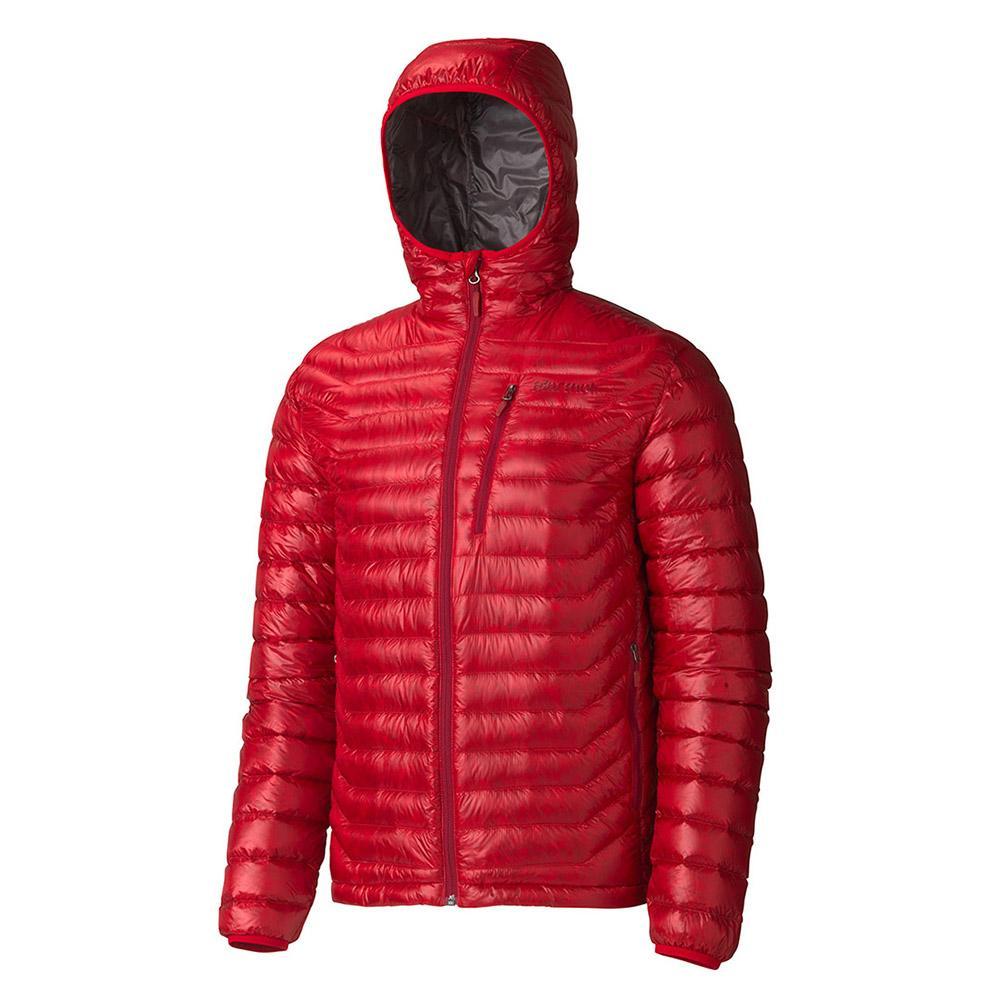 Men's Quasar Down Hooded Jacket