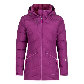 Marmot 2018 Women's Val D'Sere Snow Jacket - Deep Plum