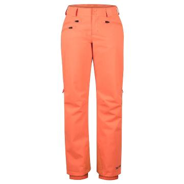 Marmot 2019 Women's Slope Star Pants - Nasturtium