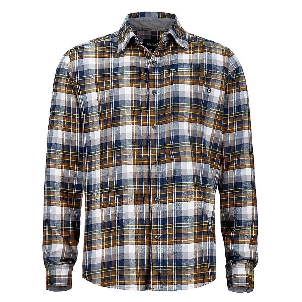 Men's Fairfax Flannel Long Sleeve Button Up Shirt