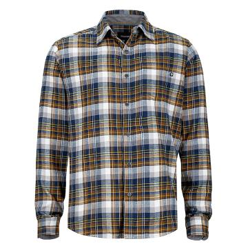 Marmot Men's Fairfax Flannel Long Sleeve Button Up Shirt