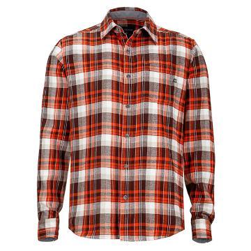 Marmot Men's Fairfax Flannel Long Sleeve Button Up Shirt