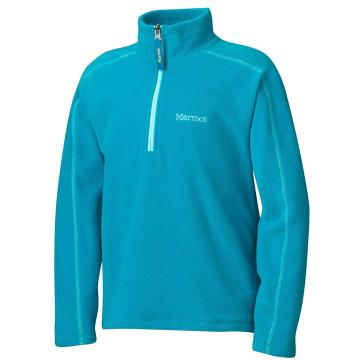 Marmot 2015 Girl's Rocklin 1/2 Zip Top