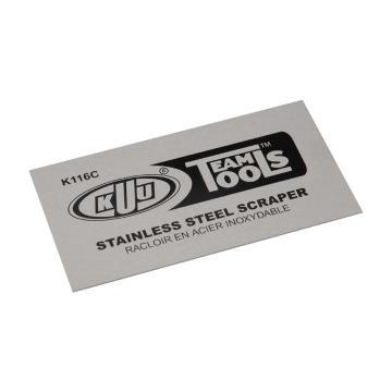 KUU Stainless Steel Scraper