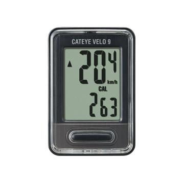 Cateye CC-VL820 Velo-9 Wired Cycle Computer