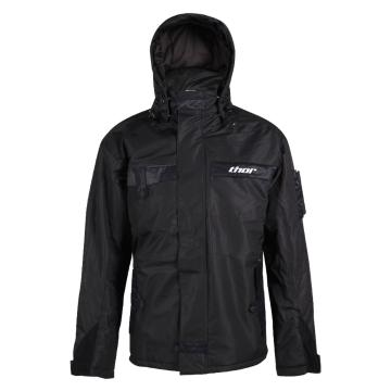 Thor Podium Heavyweight Jacket - Black