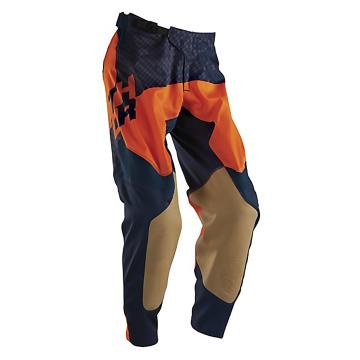 Thor 2016 Prime Tach Pants - Navy/Flo Orange