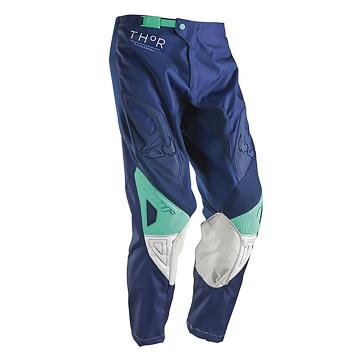 Thor 2016 Women's Phase Clutch Pants - Navy/White