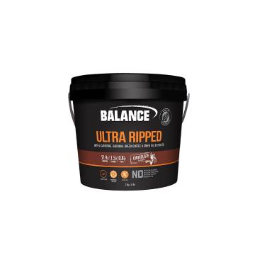 Balance Ultra Ripped Naturals 2.8kg - Chocolate