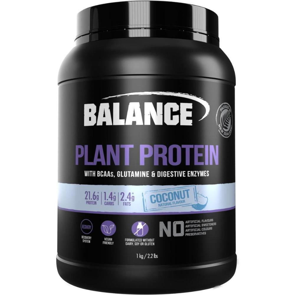 Plant Protein 1kg