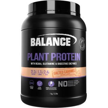 Balance Plant Protein 1kg - Salted Caramel