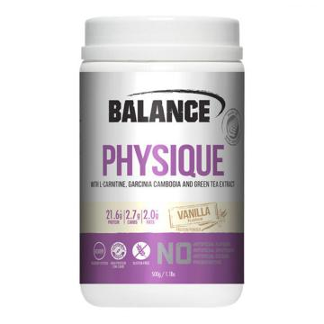 Balance Physique Natural 500g - Vanilla