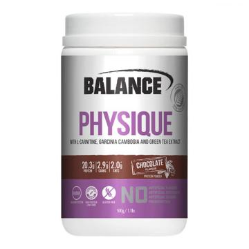 Balance Physique Natural 500g - Chocolate