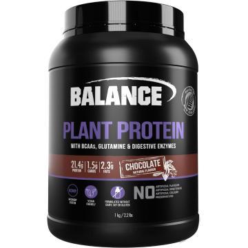 Balance Plant Protein 1kg - Chocolate