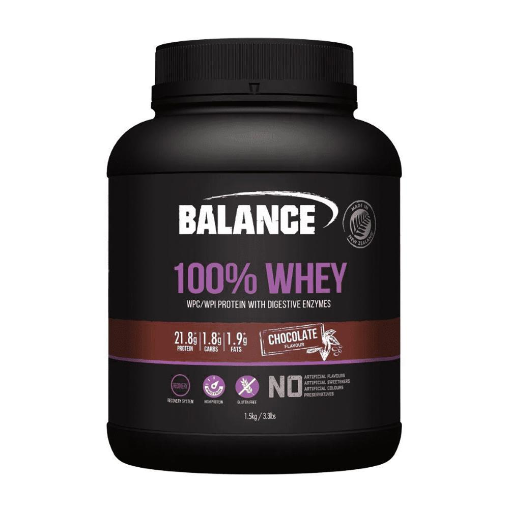 100% Natural Whey 1.5kg