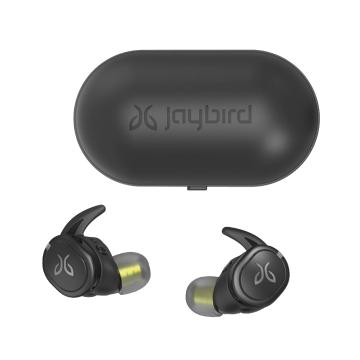 Jaybird Run XT True Wireless Sport Headphones - Black