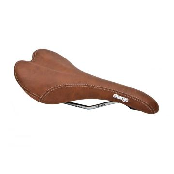 Charge Bikes Spoon Saddle - Brown
