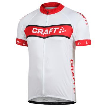 Craft Mens Active Logo Jersey