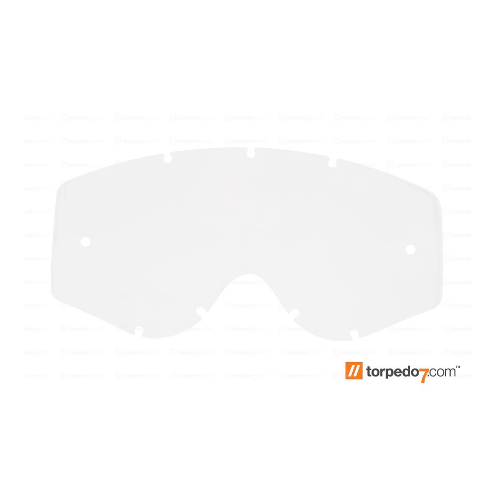 Contest Goggle Lens - Clear