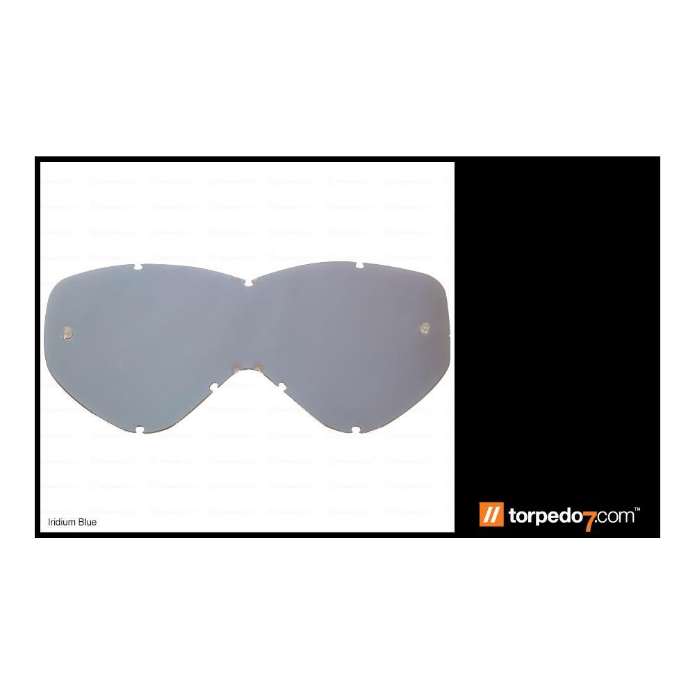 Race Goggle Lens - Irridium