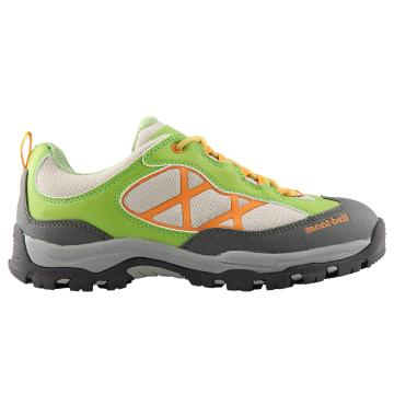 Montbell Youth Meadow Walker Shoes - Yellow/Green
