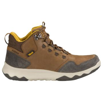 Teva Men's Arrowood Lux Mid Waterproof Boots
